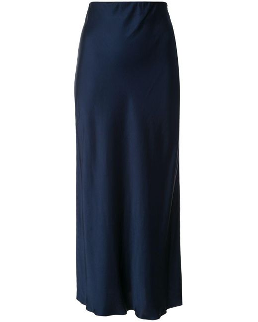 Manning Cartell サテンスカート Blue