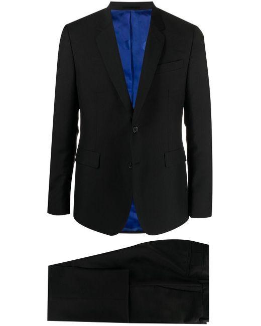 メンズ Paul Smith ツーピース スーツ Black