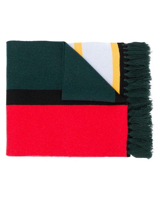 Burberry カラーブロック マフラー Multicolor