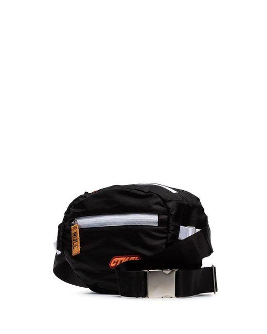 メンズ Heron Preston Style ベルトバッグ Black
