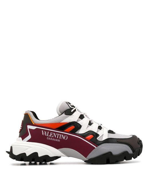 メンズ Valentino Garavani Climbers スニーカー Multicolor