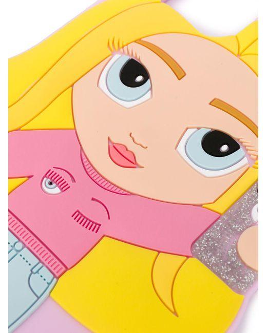 Chiara Ferragni Mascot Iphone 11 ケース Pink
