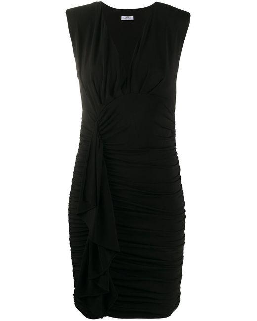 P.A.R.O.S.H. Rava ドレス Black