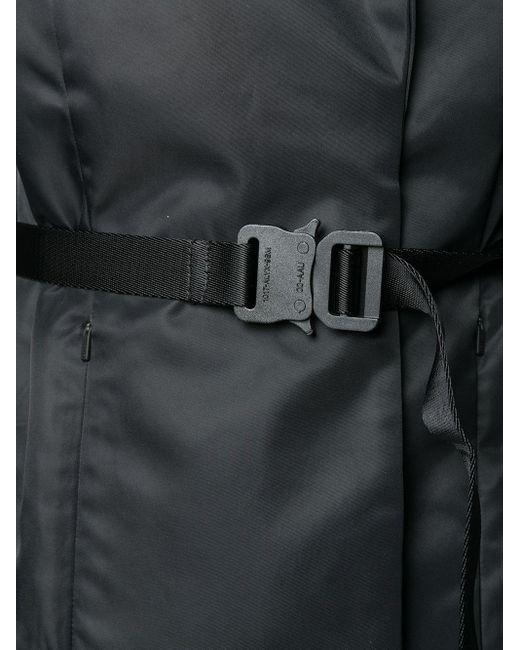 1017 ALYX 9SM ベルテッド ジャケット Black