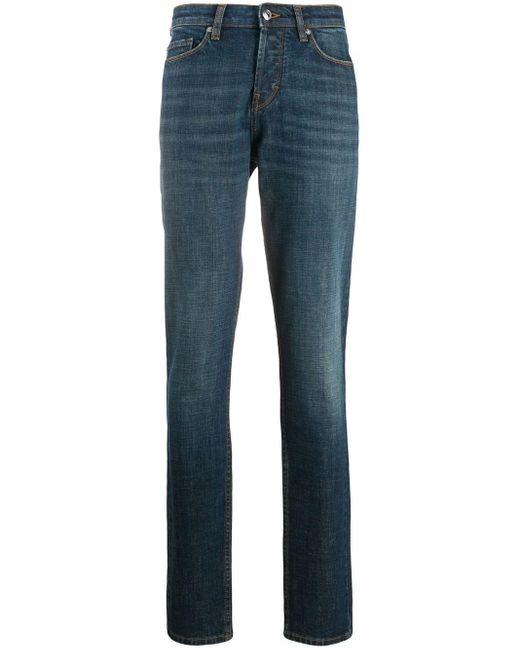 Zadig & Voltaire Blue Slim-fit Jeans for men