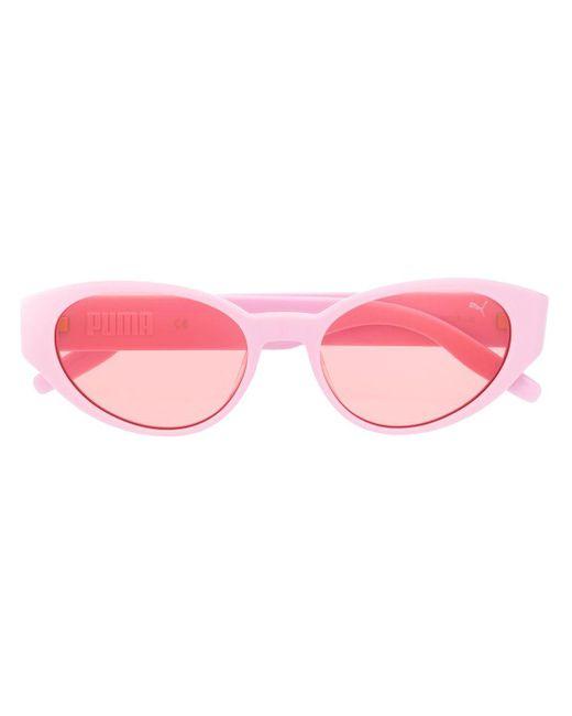 PUMA キャットアイ サングラス Pink