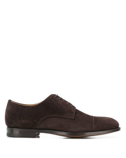 Scarosso Klassische Derby-Schuhe in Brown für Herren