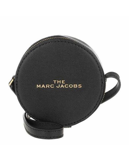 Marc Jacobs Black Medium Hot Spot Bag