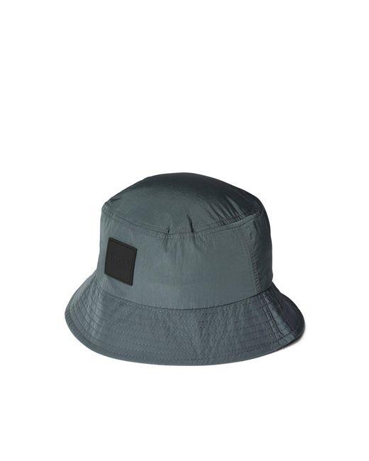BOSS by Hugo Boss Bucket Hat mit Logo-Patch in Green für Herren