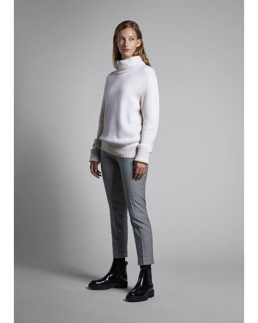 Pantalón Gancho Fay de color Gray