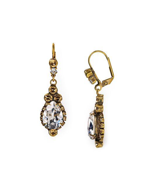 Sorrelli | Metallic Neutral Territory Earrings | Lyst