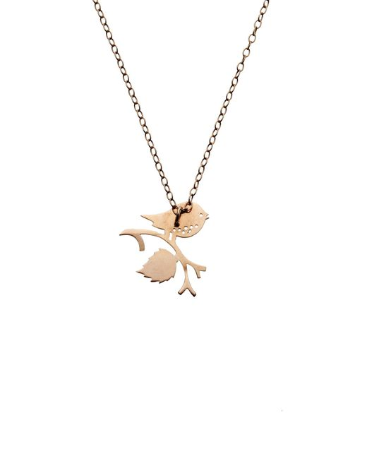 Tatty Devine | Metallic Necklace | Lyst