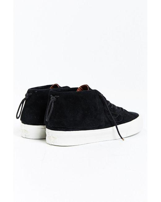 Vans | Black Sk8 Mid Moc Ca Sneakerboot for Men | Lyst