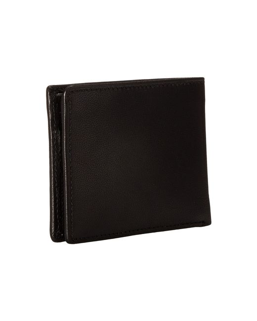 Tumi | Black Chambers Double Billfold With Id for Men | Lyst