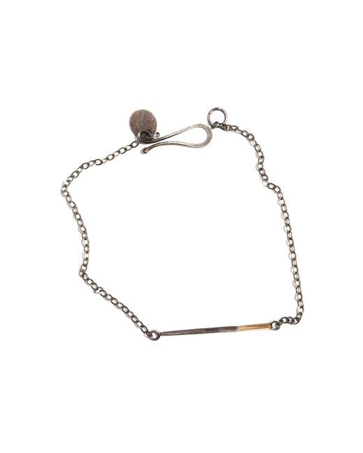 Melissa Joy Manning | Metallic 12 Wooster Peg Awl Chain Bracelet | Lyst