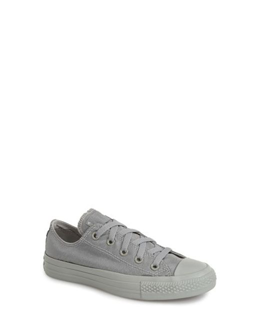 Converse | Blue Chuck Taylor All Star Low Top Sneaker | Lyst