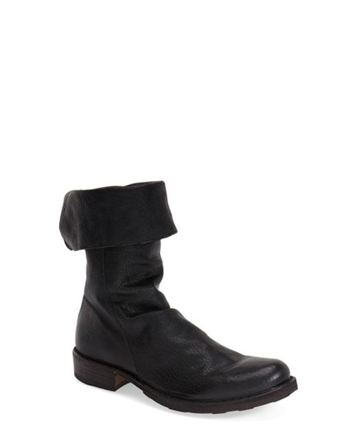 Fiorentini + Baker | Black 'ella' Cuff Boot | Lyst