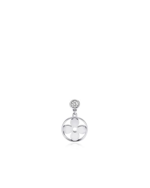 Louis Vuitton | Idylle Blossom Ear Stud, White Gold And Diamond | Lyst
