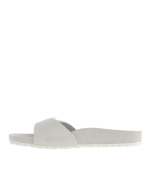 J.Crew | White Women's Birkenstock Madrid Exquisite Sandals | Lyst