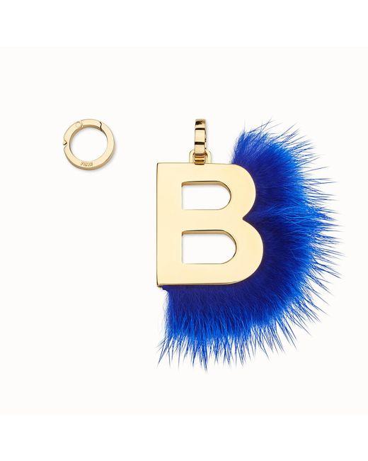 Fendi - Blue Abclick B Abclick B - Lyst