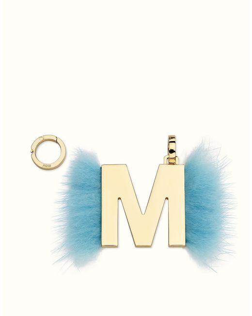 Fendi | Blue Abclick M Abclick M | Lyst