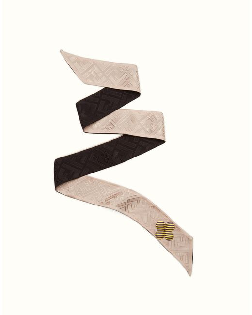 Fendi - Pink Color-block Wrappy Color-block Wrappy - Lyst