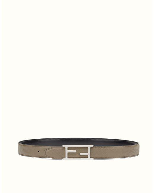 Fendi | Black Belt Belt for Men | Lyst