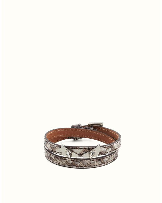 Fendi | Blue Bracelet Bracelet | Lyst