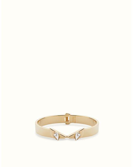 Fendi | Black Bracelet Bracelet | Lyst