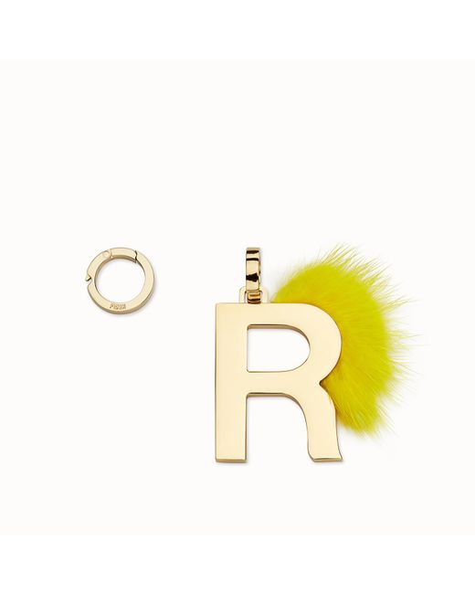 Fendi - Yellow Abclick R Abclick R - Lyst