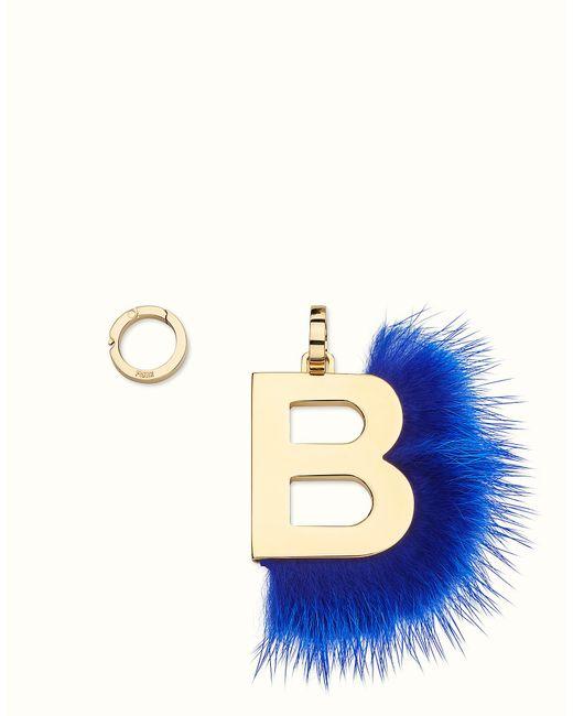 Fendi   Blue Abclick B Abclick B   Lyst