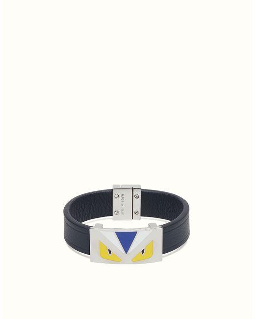 Fendi | Blue Bag Bugs Bracelet Bag Bugs Bracelet | Lyst