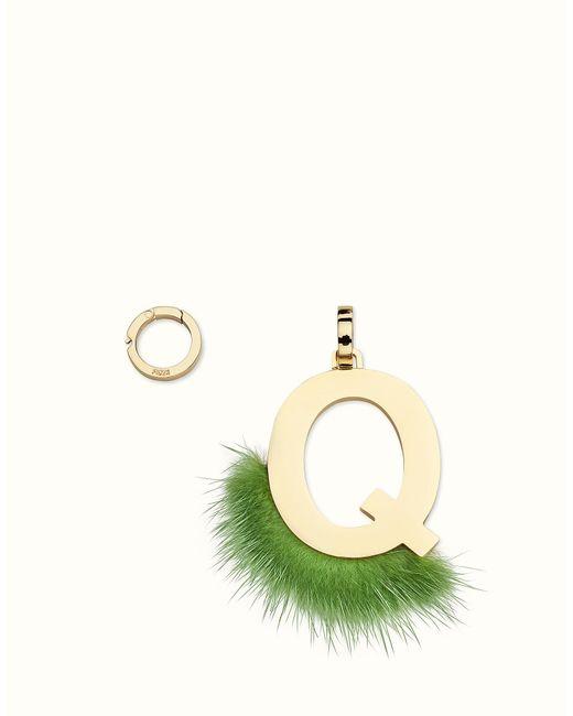 Fendi | Green Abclick Q Abclick Q | Lyst