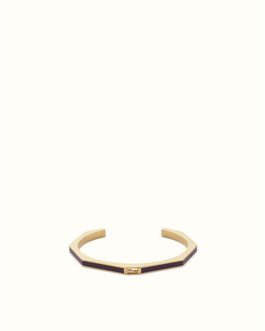 Fendi | Purple Baguette Bracelet Baguette Bracelet | Lyst