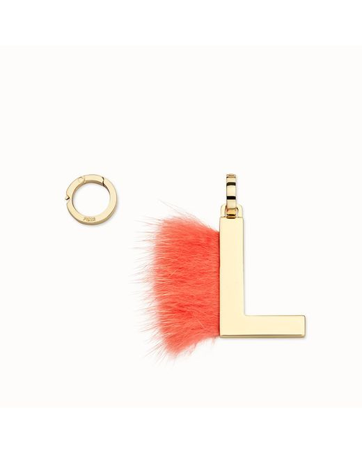 Fendi - Orange Abclick L Abclick L - Lyst