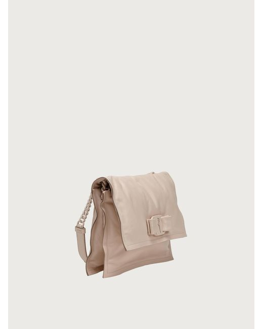 Viva Bow bag Ferragamo en coloris White