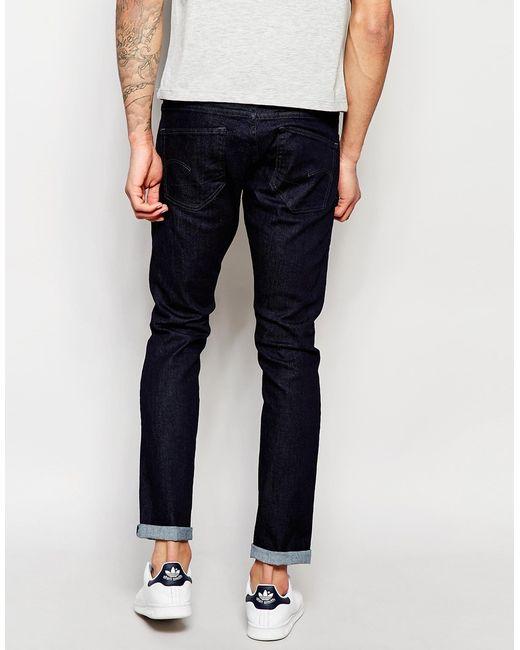 g star raw jeans 3301 deconstructed super slim. Black Bedroom Furniture Sets. Home Design Ideas