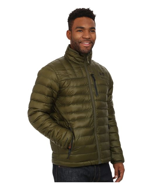 Under Armour | Green Ua Coldgear Infrared Turing Jacket for Men | Lyst