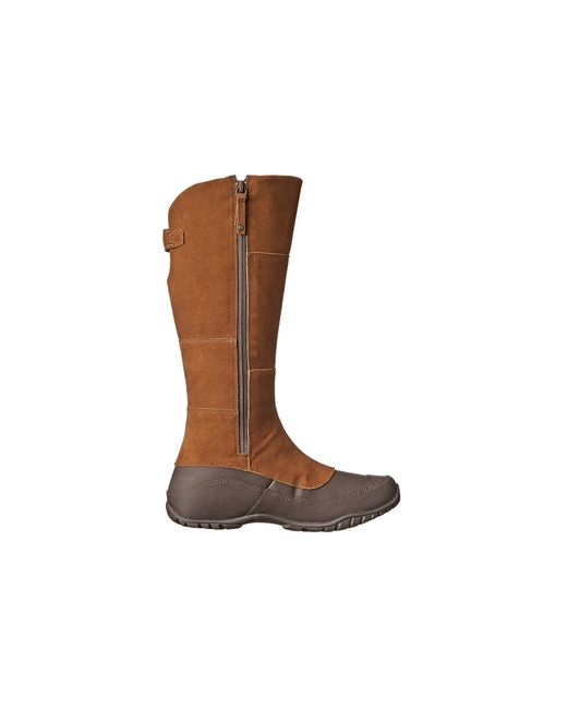 The North Face | Brown Anna Purna Tall | Lyst