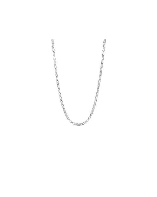 "John Hardy | Metallic Bamboo Silver Sautoir Necklace, 65"" | Lyst"