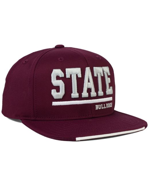 Maroon Adidas Shoes Mississippi State