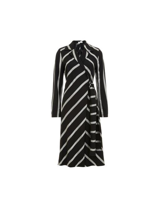 Finery London | Black Fenchurch Dress | Lyst