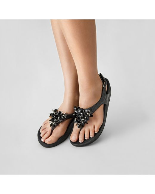 Boogaloo Fitflop 38Lyst Black Save In m8nwv0N