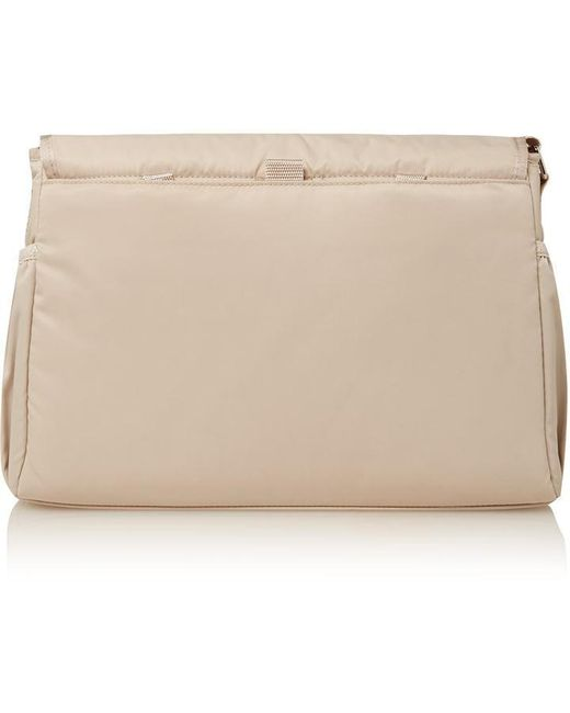 f1524b9531 Emporio Armani Emporio Changing Bag In00 in Natural for Men - Lyst