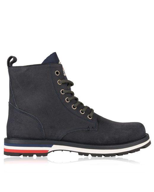 Moncler Multicolor Vancouver Lace Up Boots for men
