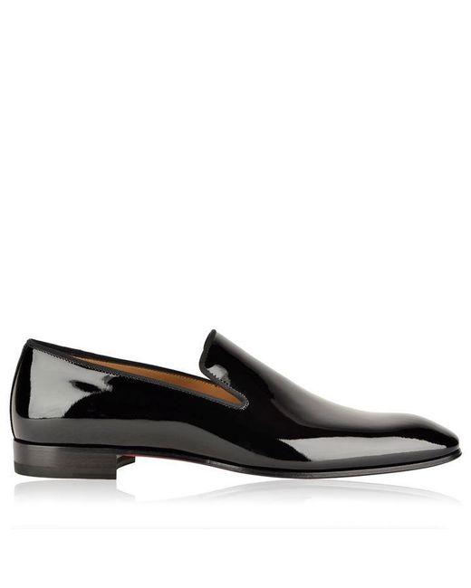 Christian Louboutin Black Dandellion Loafer for men