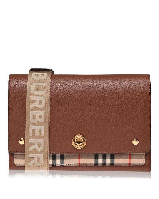 Burberry Brown Hackberry Bag