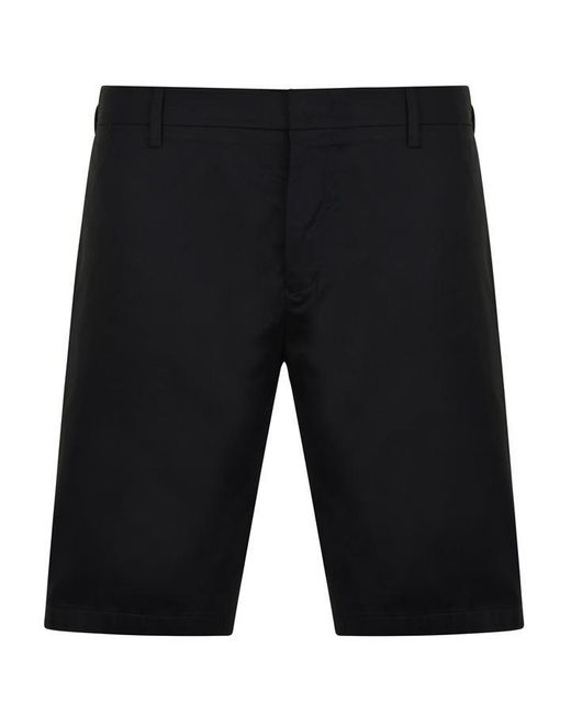 Paul Smith Black Chino Shorts for men