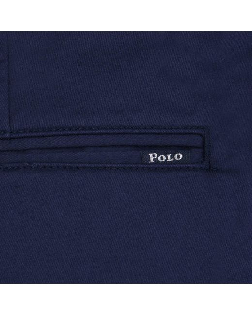 26a5824b Lyst - Polo Ralph Lauren Classic Golf Shorts in Blue for Men