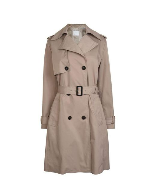 BOSS Natural Cerese Trench Coat